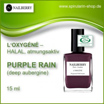 Nailberry L'Oxygéne PURPLE RAIN
