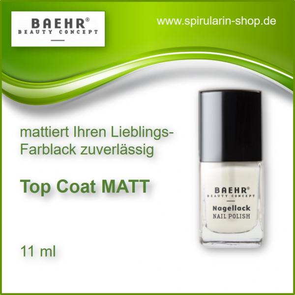 BAEHR mattierender Top Coat