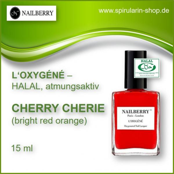 Nailberry L'Oxygéne Cherry Cherie