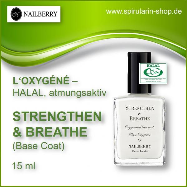 Nailberry L'Oxygéne STRENGTHEN & BREATHE