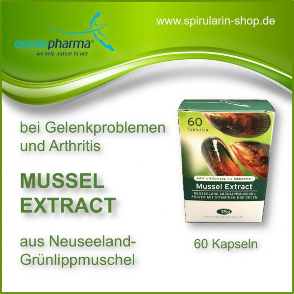 Mussel Extract 60 Tabletten