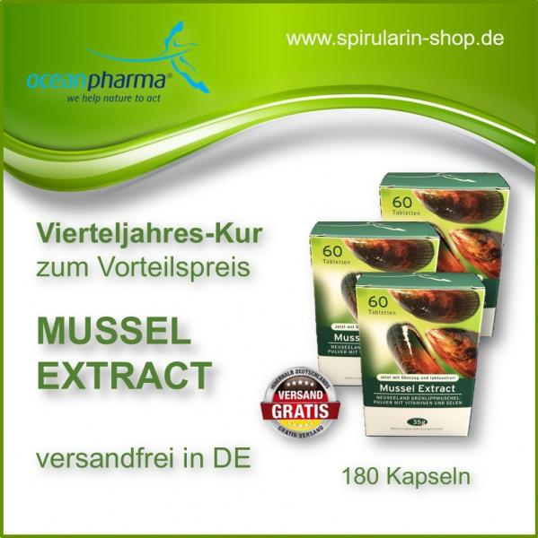 Mussel Extract 180 Tabletten